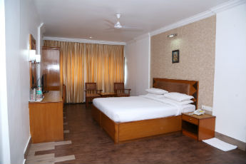 Standard A/C Room (Double occupancy)